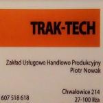TRAK-TECH PIOTR NOWAK
