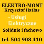 ELEKTRO-MONT KRZYSZTOF HATŁAS